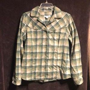 Vintage Pendleton medium wool flannel rare